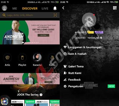 Download Joox Mod VIP/Premium Apk Offline Terbaru 2019