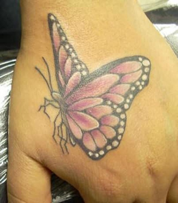 50 butterfly tattoo designs for women page 2 of 3 bored art. Black Bedroom Furniture Sets. Home Design Ideas