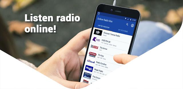 تحميل Online Radio Box - تطبيق  للاستماع إلى الراديو عبر الإنترنت  Pro 1.4.212 - راديو Android عبر الإنترنت بسيط وشائع!
