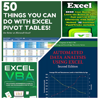 TOP 4 EXCEL AND VBA EBOOKS 2020 FREE DOWNLOAD ON EVBA.INFO