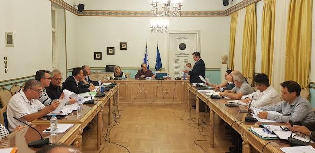 Το οδικό δίκτυο της Περιφέρειας Πελοποννήσου στις προτεραιότητες του τεχνικού προγράμματος 2020