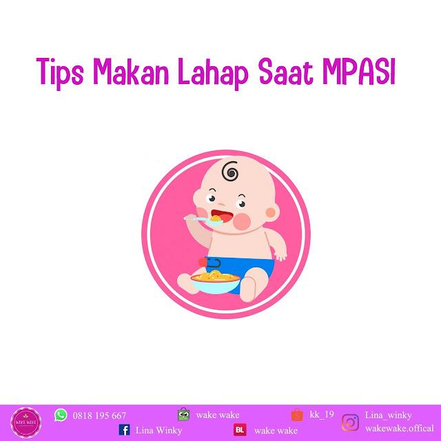 Tips Makan Lahap Saat MPASI