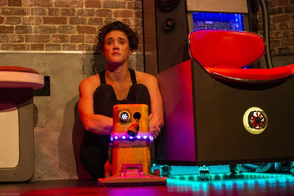 spectacle robots dès 6 ans Paris