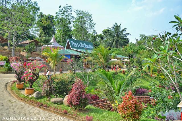 The Le Hu Garden, Taman Kekinian Menikmati Akhir Pekan