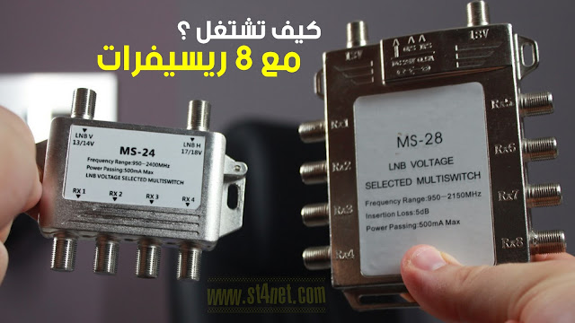 LNB Voltage Miltiswitch