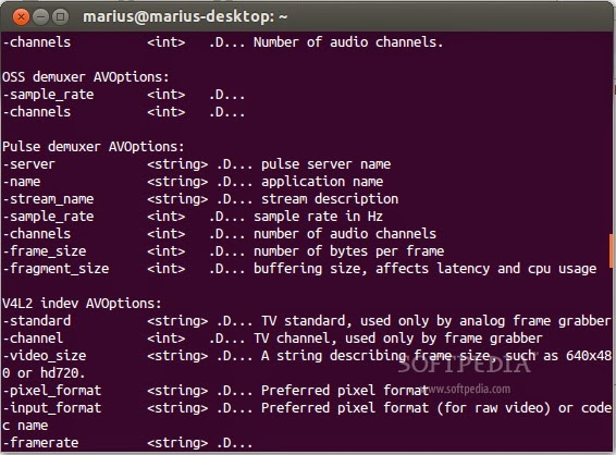 FFmpeg 2 4 4 released, The leading audio/video codec library for