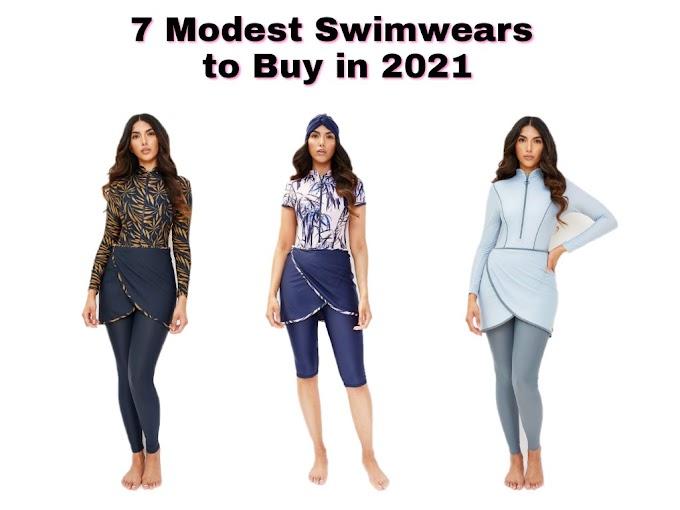 7 Modest Swimwears Must Have