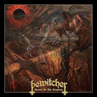 """Ο δίσκος των Bewitcher """"Cursed Be Thy Kingdom"""""""