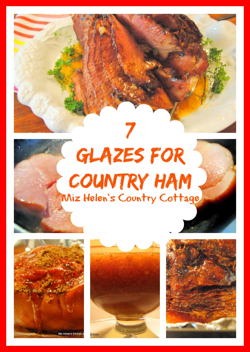 Seven Glazes For Country Ham