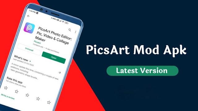 Dawnload PicsArt Mod Apk | PicsArt Mod App Latest Version - PicsArt Mod Apk