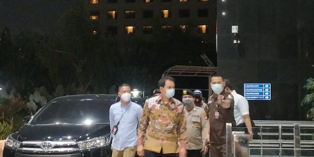 Kacau, Aziz Syamsuddin Ngaku Covid demi Hindari Pemeriksaan KPK, Hasil Swab Negatif