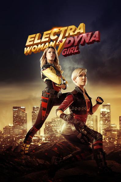 As Aventuras da Mulher Electra e da Garota Dyna Legendado