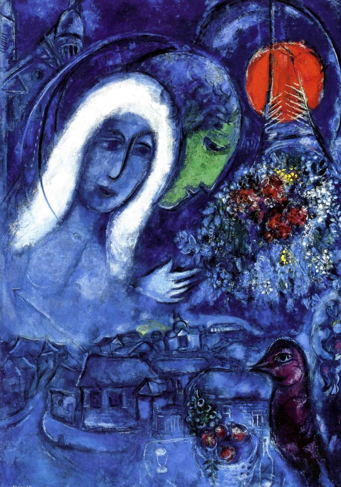 1955 г. Марк Шагал