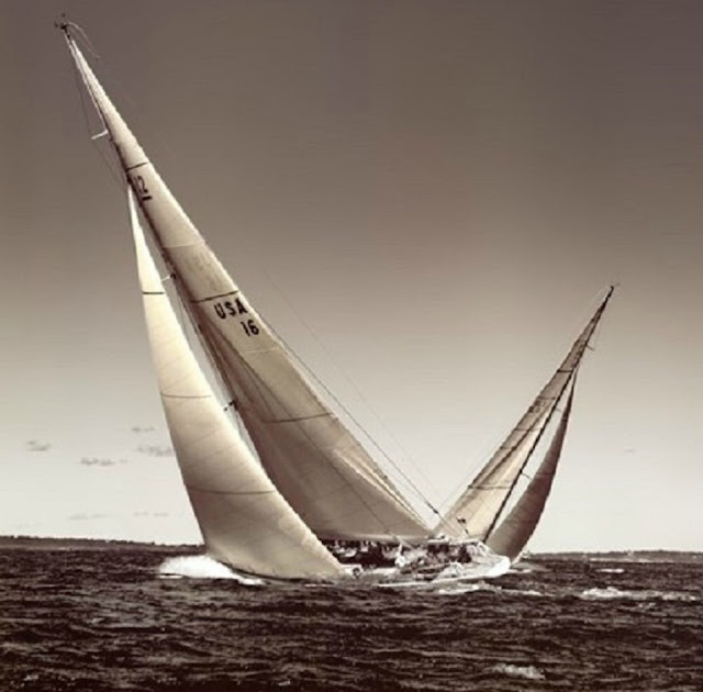 Crossing Tack Ocean Race