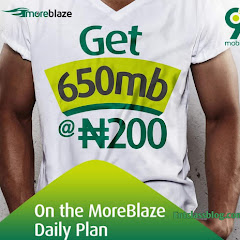 How To Activate 9mobile MoreBlaze 650MB For 200 Naira