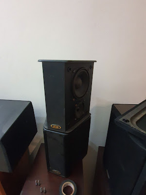 Eltax HT-2 Bipolar surround speaker (Used) 20191223_112923