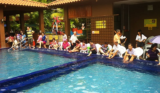 taman tema air popular di malaysia