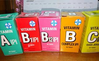 Manfaat pemberian vitamin A B C D E dan K pada ayam aduan