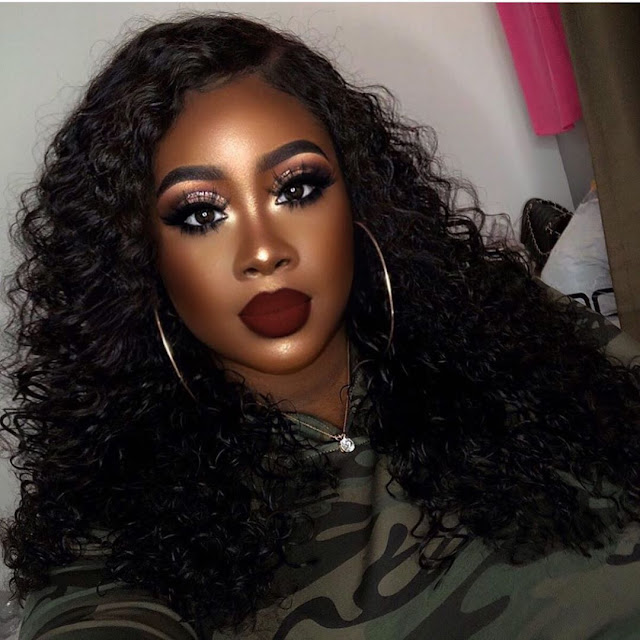 2019 All Round Makeup Ideas for Black Skin