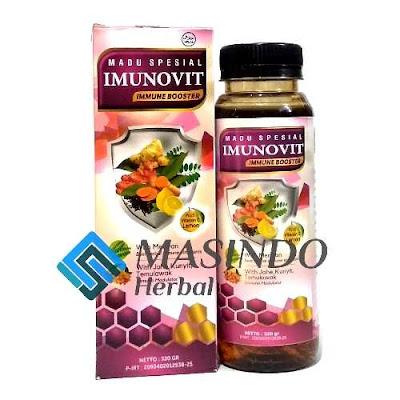 madu herbal imunitas