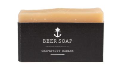 Illbury + Goose Beer Soap