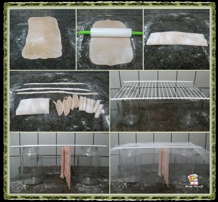 Massas básicas de macarrão 10