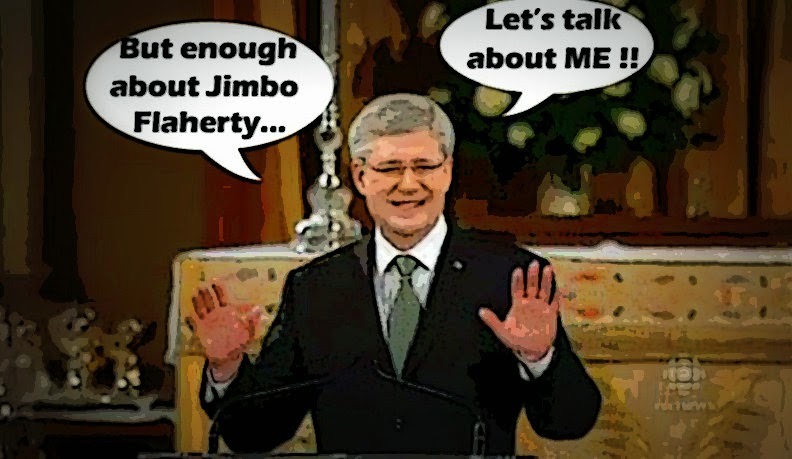 Montreal simon stephen harper and the canonization of jimbo flaherty stephen harper and the canonization of jimbo flaherty publicscrutiny Images