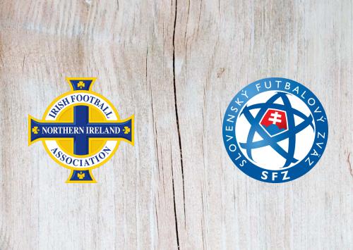 Northern Ireland vs Slovakia -Highlights 12 November 2020