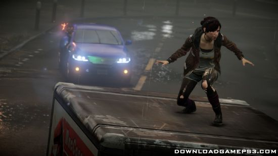 infamous first light download pc