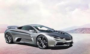 2019 BMW-McLaren Supercar Collaboration