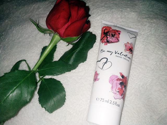 Krem do rąk 'Be my Valentine' Oriflame [recenzja]