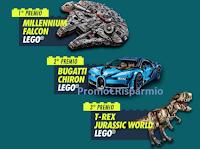 Logo ''Blaze Contest'': vinci gratis giochi Lego