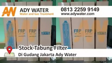 Dokumentasi Pengiriman Tabung Filter dan Media Filter Ady Water