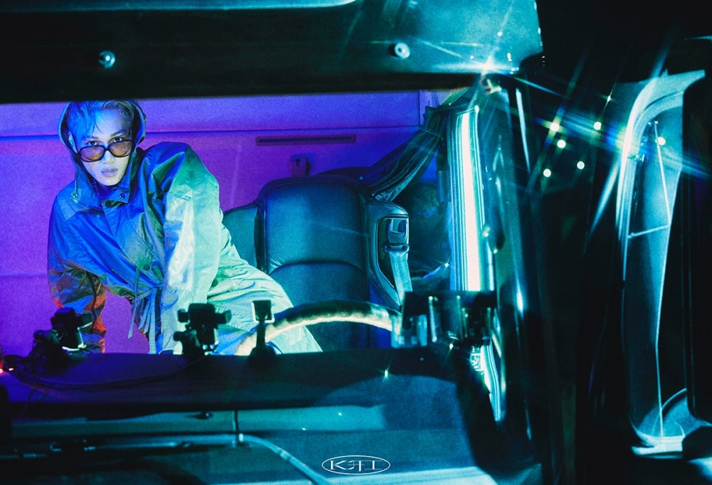 EXO's Kai Looks Cool with a Truck Car in Solo Debut Teaser