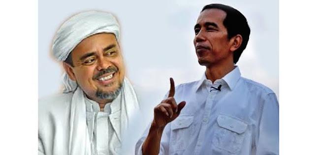 Komite Politik KAMI: Habib Rizieq Pulang Ekses Kepemimpinan Jokowi Lemah Dan Gagal Sejahterakan Rakyat
