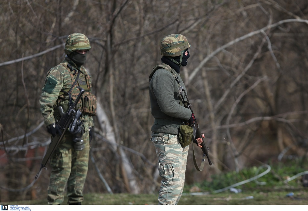 Κόκκινος συναγερμός στις Ένοπλες Δυνάμεις της Θράκης