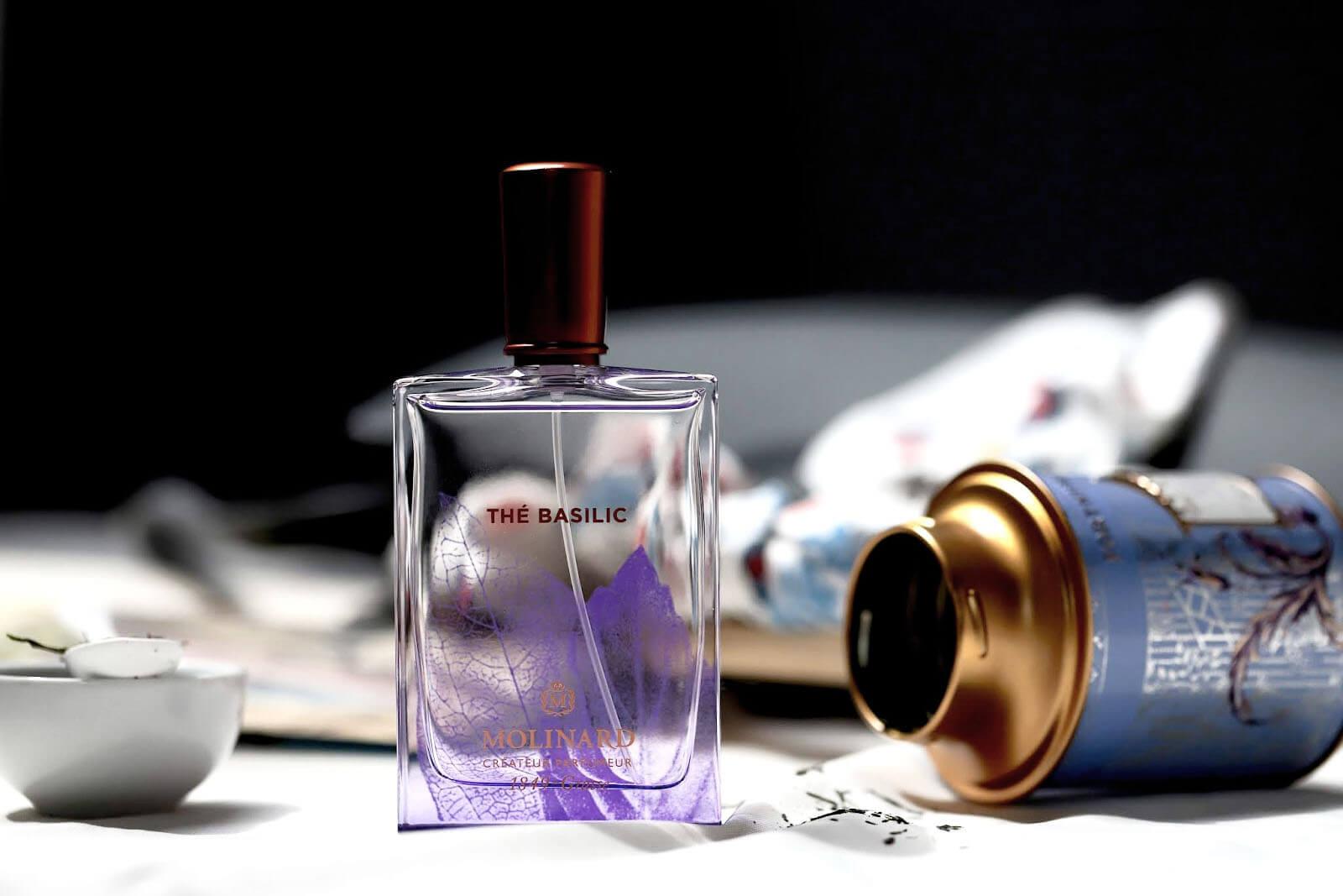 Molinard Thé Basilic Parfum