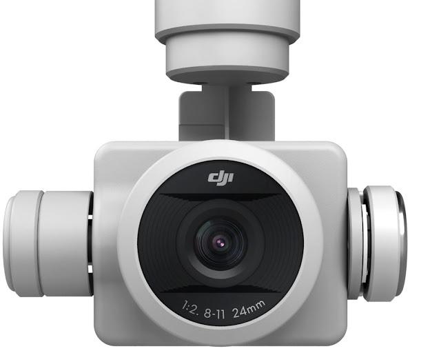 Камера дрона Phantom 4 Pro