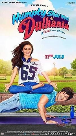 Humpty Sharma Ki Dulhania (2014) Hindi 720p BluRay