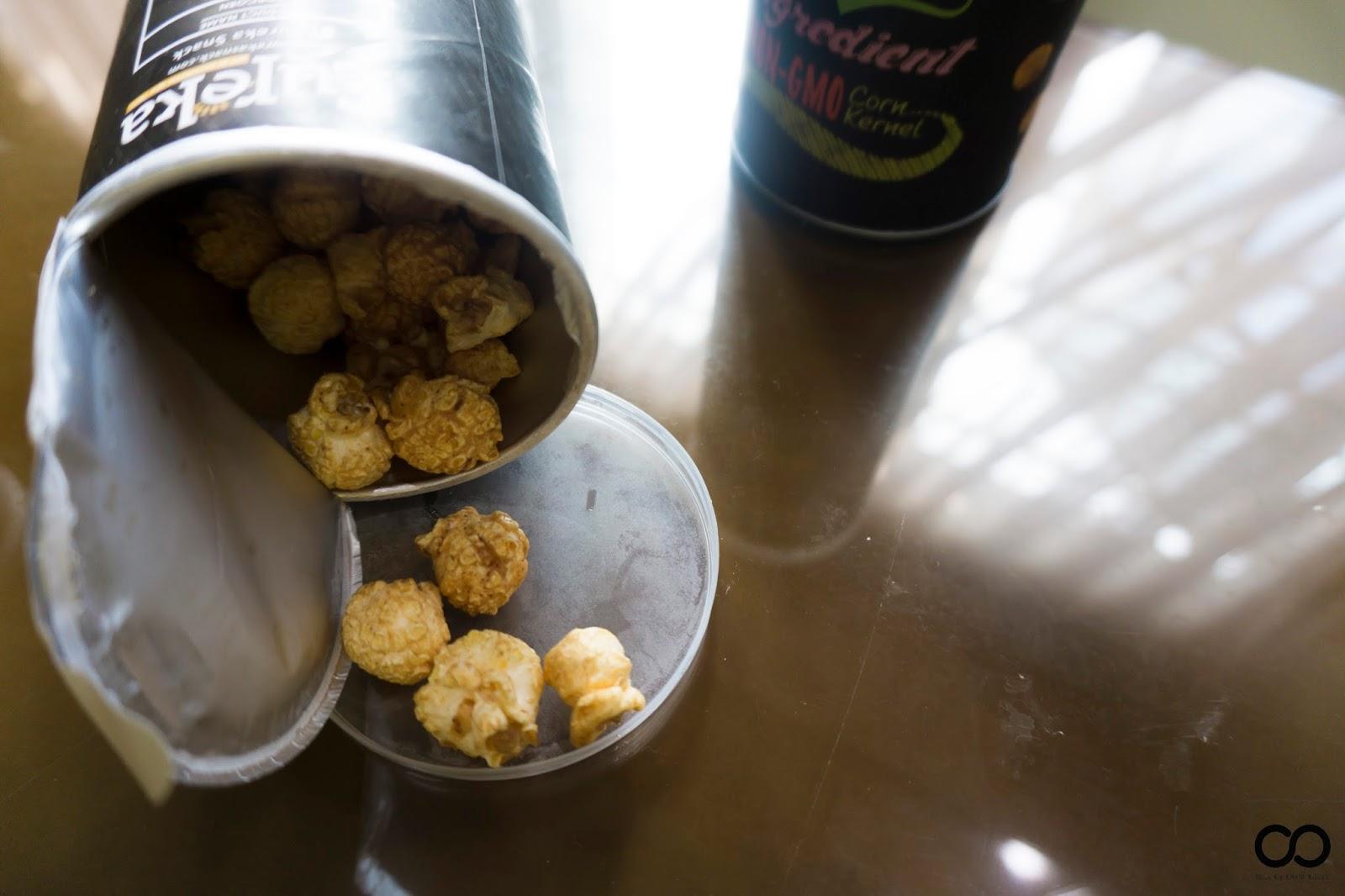 BBQ Popcorn