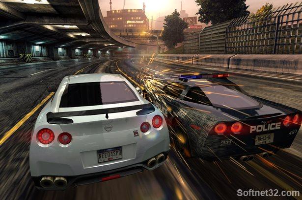 تحميل لعبة need for speed most wanted مجانا