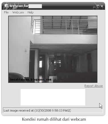 Cara Pasang CCTV kamera pengintai