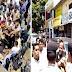 भाजपा कार्यकर्ता की चुनौती पर जवाली आए नीरज भारती; सरे बाजार चलाए लात-घूंसे