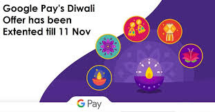 Google pay's stamps scheme extended till Nov 11 as users look for Rangoli stamp
