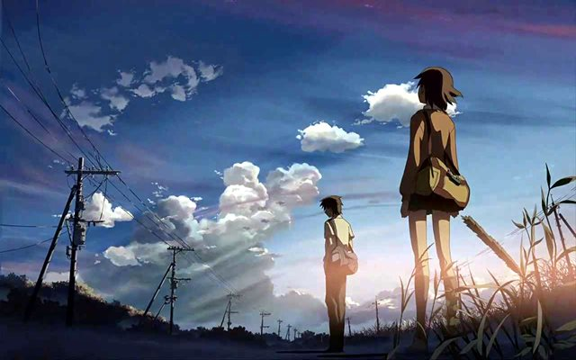 Your Name dan 5 Centimeters per Second