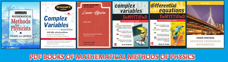 Mathematical Physics Book Pdf