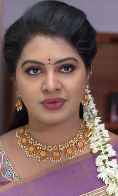 Actress Rachitha Dinesh Mahalakshmi, Tamil Hot Rachitha Latest Close Up Stills 1