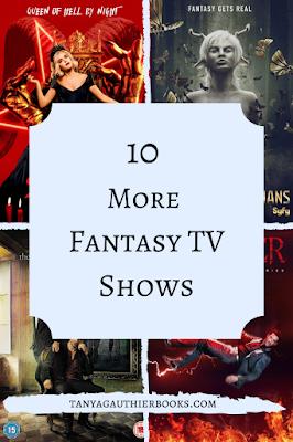 10 More Fantasy TV Shows