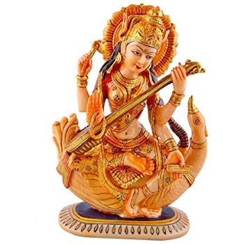 सरस्वती पूजा कल तैयारी अंतिम चरण में
