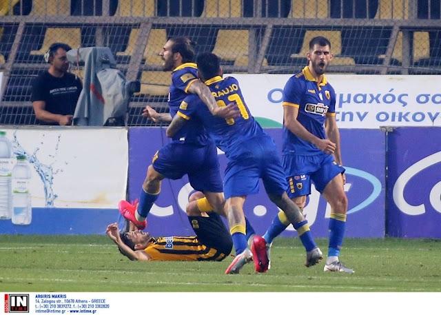 """AEK: Η ομάδα που μοιράζει """"εγκεφαλικά"""" τα τελευταία 5 χρόνια στο Κύπελλο...."""